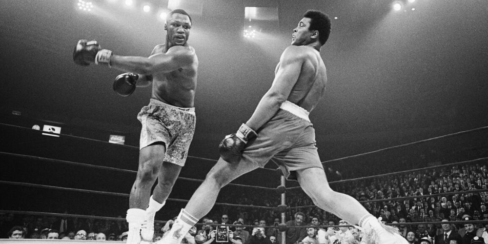 The rumble in the jungle - Ali vs Foreman 30 Octobre 1974