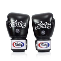 Gants de Boxe Fairtex BGV1 Breathable Noir Univers Boxe