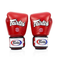 Gants de Boxe Fairtex BGV1 Breathable Rouge