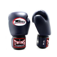 Gants de Boxe Twins Air Flow Marine & Blanc Univers Boxe
