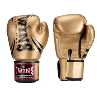 Gants de Boxe Twins FBGVS3 TW6 Or Univers Boxe