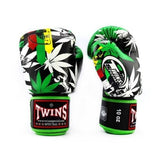 Gants de Boxe Twins Grass FBGVL-3 54 Univers Boxe