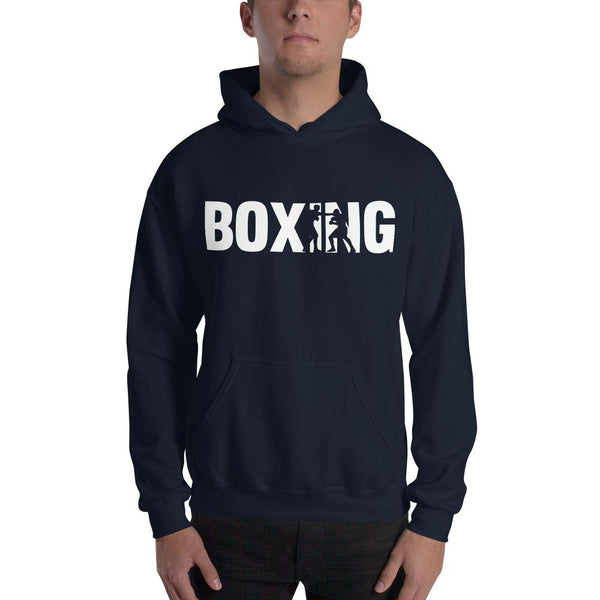 Hoodie Boxe Homme - Univers Boxe