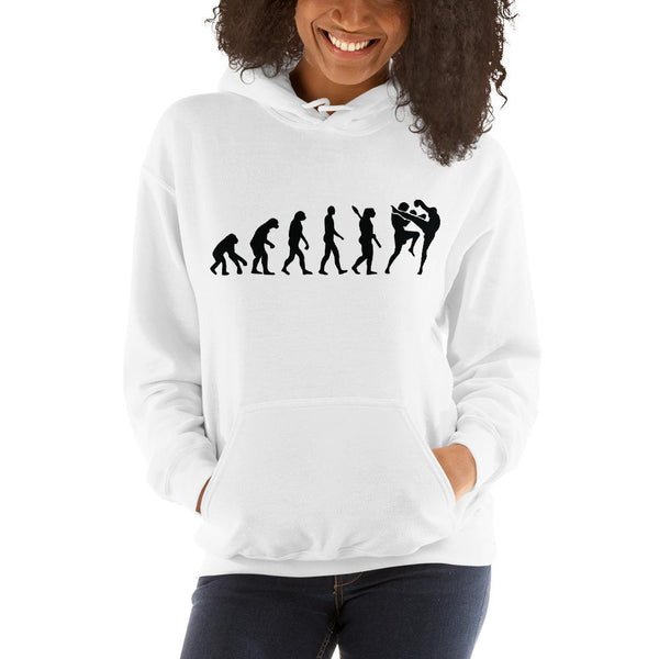 Hoodie Evolution Femme - Univers Boxe