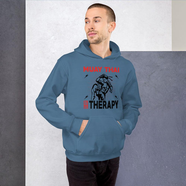 Hoodie Muay Thaï Therapy