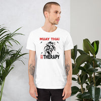 T-shirt Muay Thaï Therapy