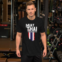 T-shirt Street Fight Muay Thaï