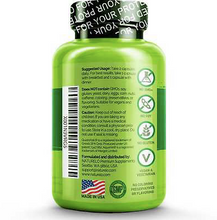Load image into Gallery viewer, NATURELO Whole Food Multivitamin for Teens - 60 Capsules