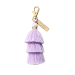 The Sleepy Cottage - Pagoda Tassel Keychain Bag Charm