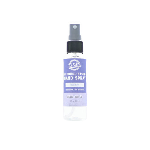 Rinse Bath Body Inc - Alcohol-Based Hand Spray