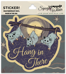Sipsey Wilder - Hang In There Opossum Vinyl Sticker