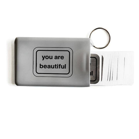 You Are Beautiful - Sticker Stash