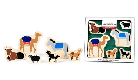 Star Kids Company - Star From Afar Stable Animals Game