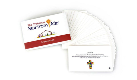 Star Kids Company - Star From Afar Daily Scripture Cards