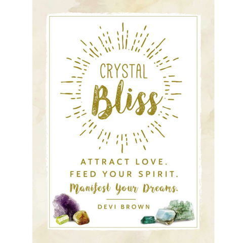 Microcosm Publishing - Crystal Bliss (hardcover)