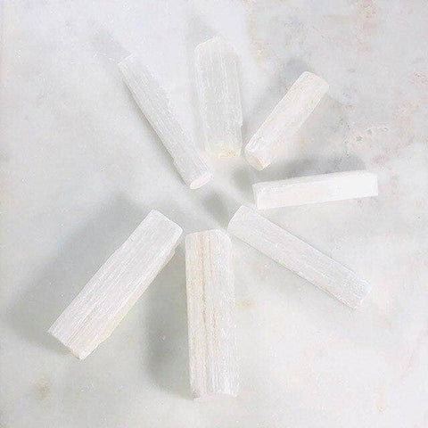 Liv Rocks - Selenite Cleansing Sticks