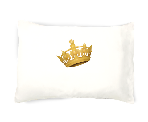 Do-It-Yourselfie Crown Pillowcase