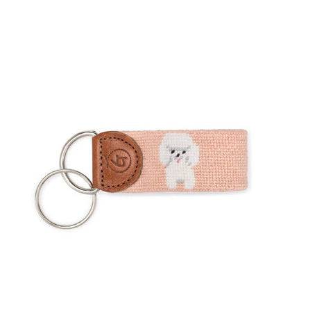 Good Threads Needlepoint Keychain