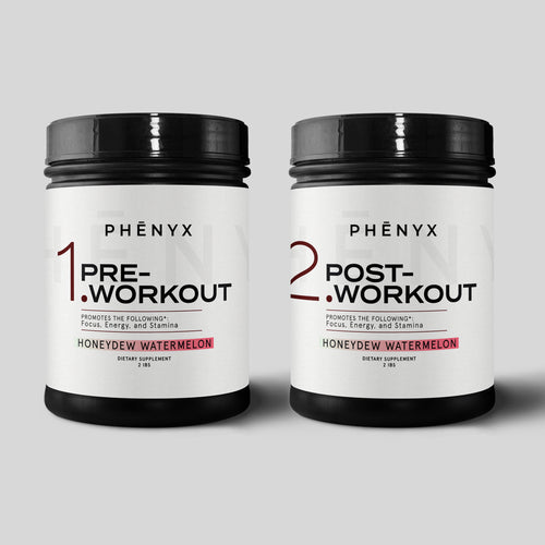 Pre - Workout & Post Workout Bundle