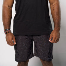 Phēnyx Training Shorts w/ Compression - Black