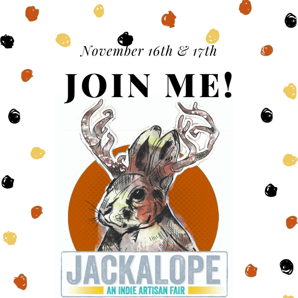 Jackalope Arts Pasadena Nov 16th and 17th