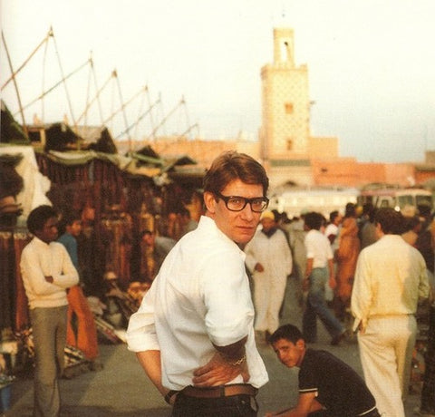 Yves Saint Laurent Marrakesh Morocco