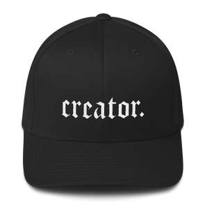 Creator. Flex Fit Hat