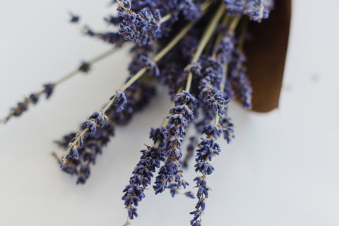 Lavender buds for heat packs