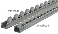 XLean Roller Sections - with or without flange