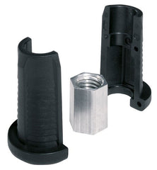 M12 Threaded Sleeve - Plastic