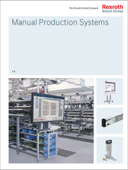 Bosch Rexroth Manual Production Systems (MPS) version 7.0 (2018 release).