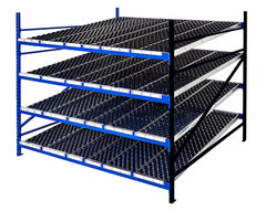 UNEX Roller Rack Quick Ship 8'x8' add on bay