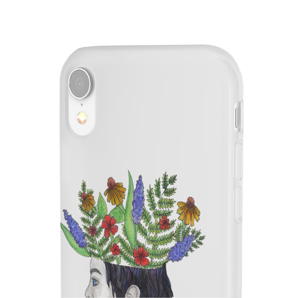 Let Your Mind Grow IPhone Flexi Cases