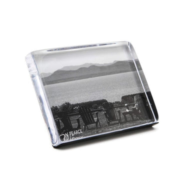 WOODBURY HORIZONTAL PHOTO BLOCK FRAME 4