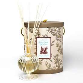 Japanese Quince Classic Toile Diffuser Set