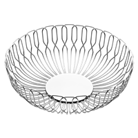 ALFREDO BREAD BASKET LARGE BY GEORG JENSEN