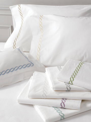 CLASSIC CHAIN DUVET COVER BY MATOUK