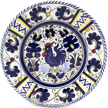 Gallo Rooster Blue Dinnerware