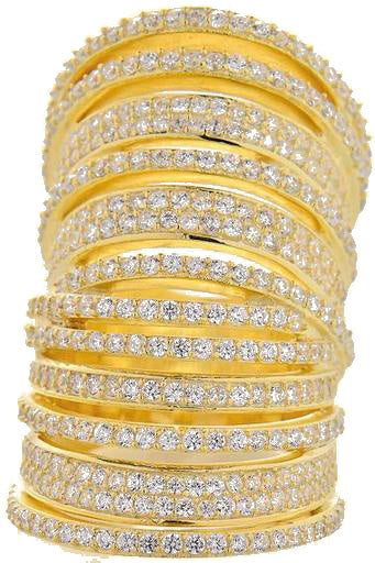 Cielie Ring - Gold