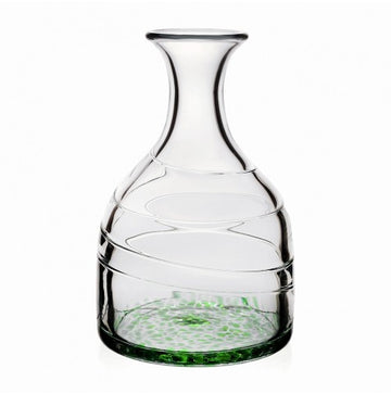 VANESSA FOREST GREEN CARAFE BY WILLIAM YEOWARD