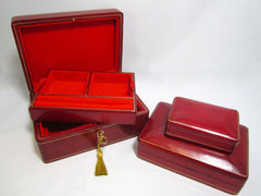 Italian  Leather Box (3 Sizes Options)
