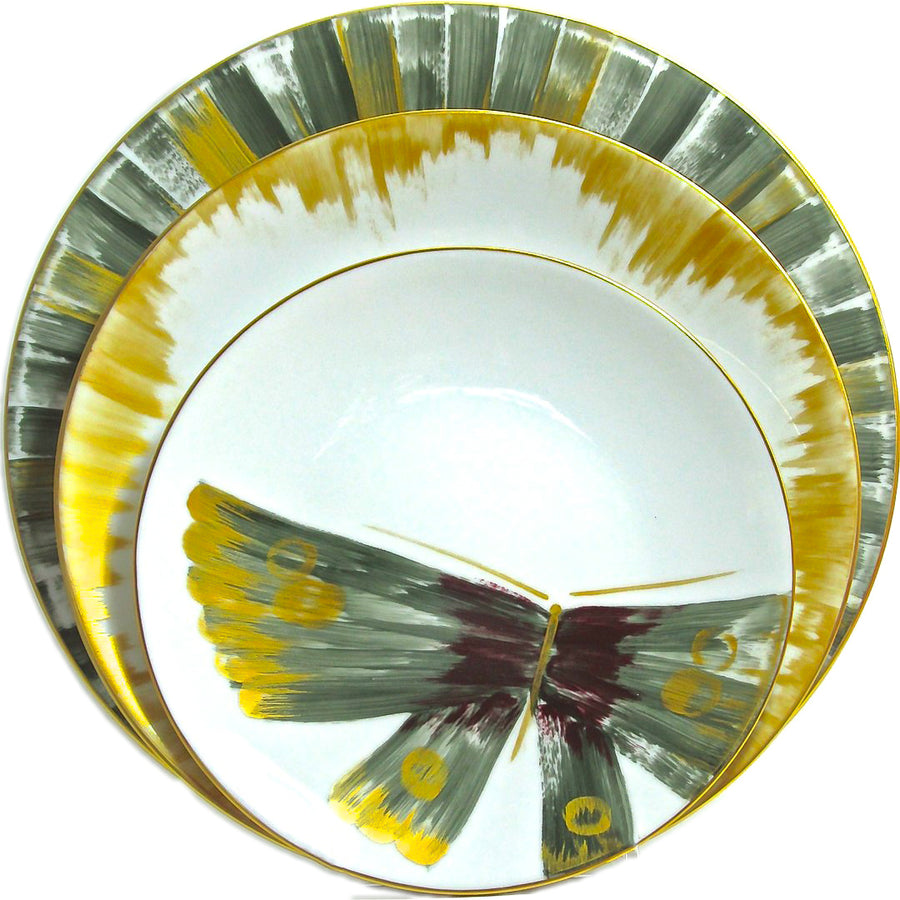 Limoges Porcelain by Marie Daage - Panache & Iris Collection
