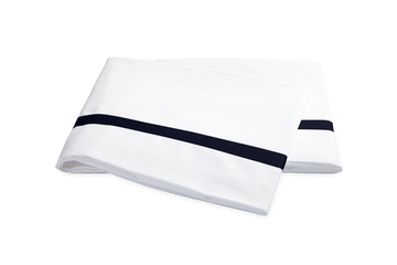 LOWELL KING FLAT SHEET - NAVY