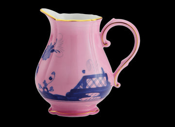 ORIENTE ITALIANO AZALEA MILK JUG BY RICHARD GINORI