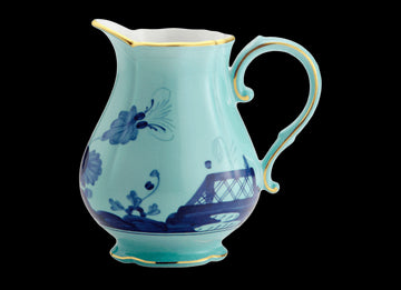 ORIENTE ITALIANO IRIS MILK JUG BY RICHARD GINORI