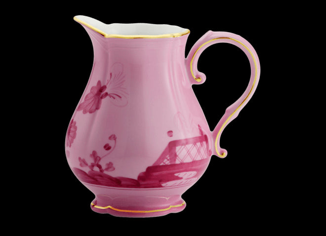 ORIENTE ITALIANO PORPORA MILK JUG BY RICHARD GINORI