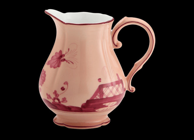 ORIENTE ITALIANO VERMIGLIO MILK JUG BY RICHARD GINORI