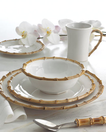 Dinnerware - Classic Bamboo Collection