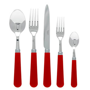 Basic 5 Piece Flatware