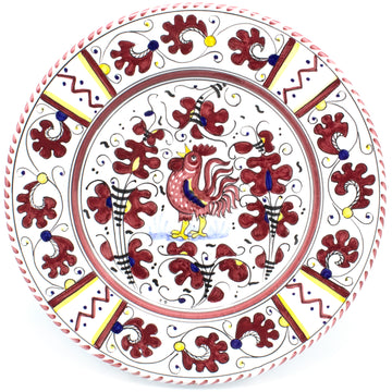 Gallo Rooster Red Dinnerware
